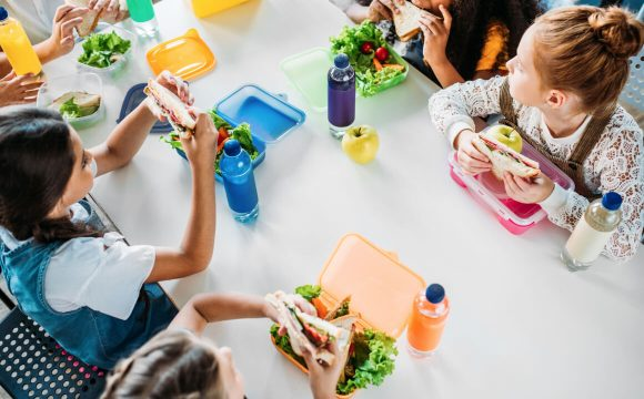 Importance of Healthy Food at School